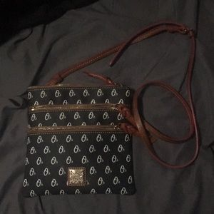 Dooney and Bourke Baltimore Orioles purse